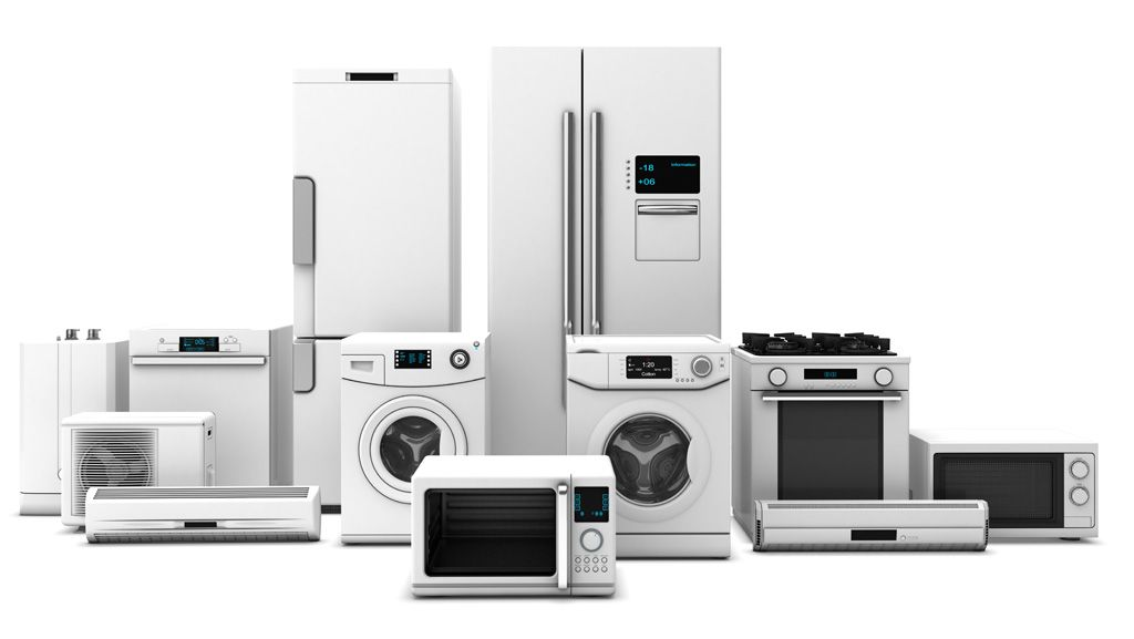 repair all major appliances